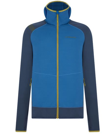 La Sportiva Jacke Irridium blau