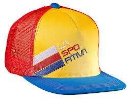 La Sportiva Cap gelb