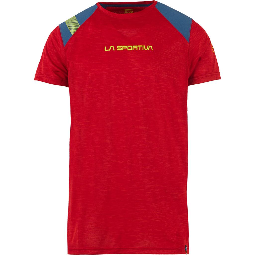 La Sportiva Funktionsshirt rot