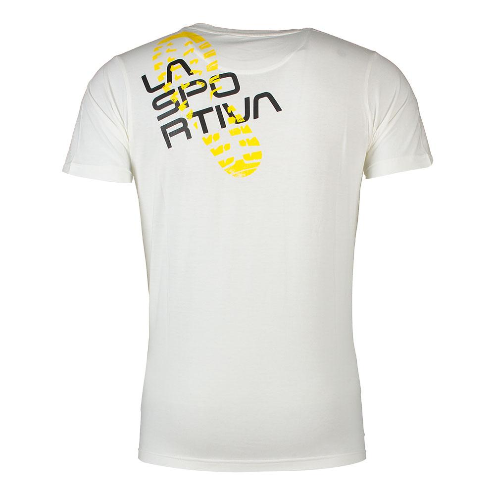 La Sportiva Footstep Shirt weiß