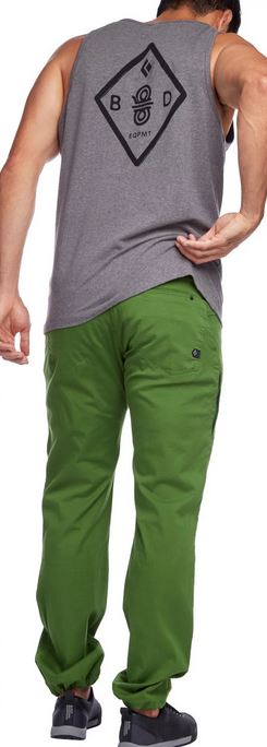 Black Diamond Credo Pants grün
