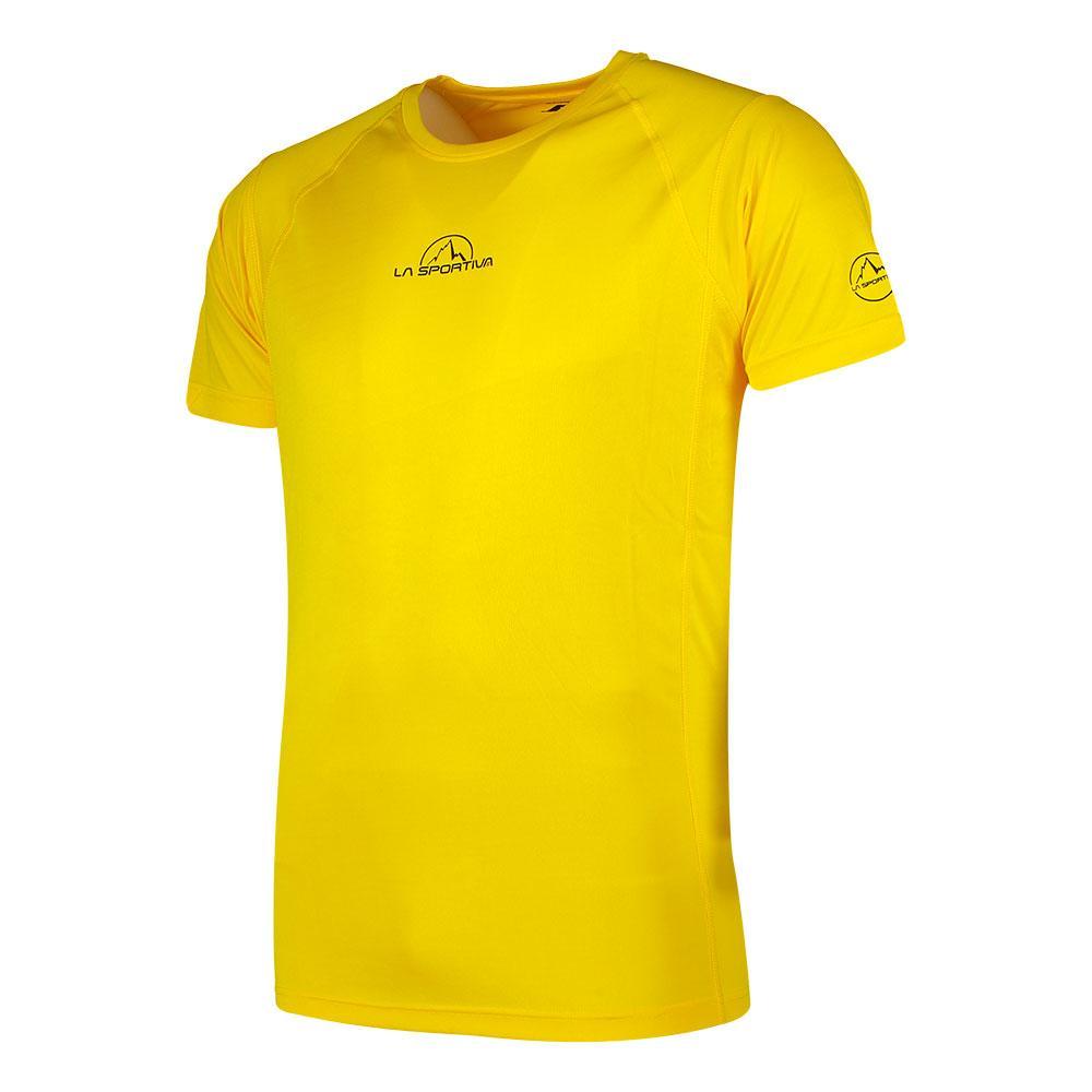 La Sportiva Funktionsshirt gelb