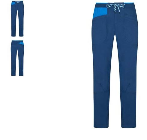 La Sportiva Hose blau neptune