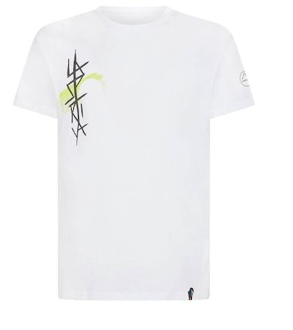 La Sportiva Shirt Sol weiß