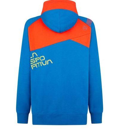 La Sportiva Jacke blau/rot