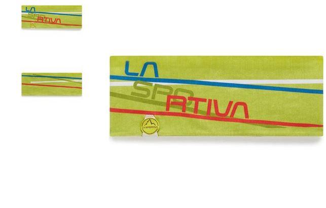 La Sportiva Headband Stirnband kiwi